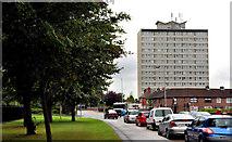 J4073 : Carnet House, Belfast (3) by Albert Bridge
