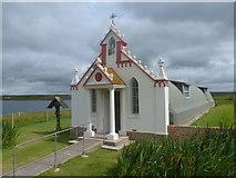 HY4800 : Lamb Holm: the Italian Chapel by Chris Downer