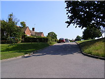 TM3864 : West View, Kelsale by Adrian Cable
