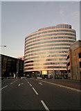 SJ8499 : The Peninsula, Manchester by Steven Haslington