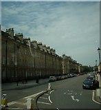ST7565 : Terrace on Great Pulteney Street by Robert Lamb
