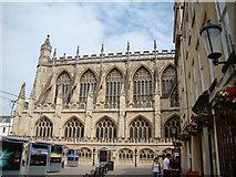 ST7564 : Bath Abbey by Robert Lamb