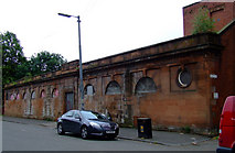NS5862 : Former Govanhill Public Baths and Wash House by Thomas Nugent