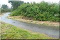 SW5134 : Land at Tregellas Cross by Graham Horn