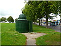 ST5976 : Horfield Common, gents by Mike Faherty