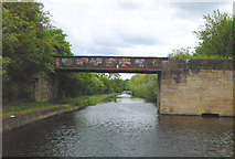 SE2519 : Canal Bridge by Mike Todd