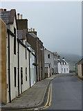 HU4039 : Scalloway: Main Street by Chris Downer
