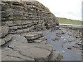 G6250 : Limestone strata by Jonathan Wilkins