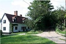 TL7835 : Nunnery Street, Castle Hedingham, Essex by Lee Holmes