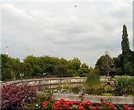 SJ9090 : Over Vernon Park by Gerald England