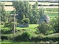 NT5680 : Doocot, Waughton by Richard Webb