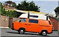 J4582 : Volkswagen camper van, Helen's Bay by Albert Bridge