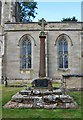 SO8674 : Stone (Worcestershire) War Memorial (1) by P L Chadwick