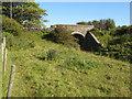 G8662 : Disused railway bridge by Jonathan Wilkins