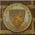 TQ3088 : Plaque, Hornsey Town Hall by Julian Osley