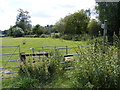 TM2248 : Footpath to Lodge Road & Holly Lane by Adrian Cable