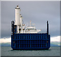 J5083 : The 'Rolldock Sea' in Belfast Lough by Rossographer