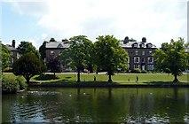 SK0573 : Pavilion Gardens Buxton by derek dye