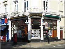 TQ2784 : Allchin & Co. Dispensing Chemists, England's Lane, NW3 by Mike Quinn