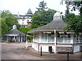 NH4858 : Peace and Quiet in Strathpeffer by Colin Smith