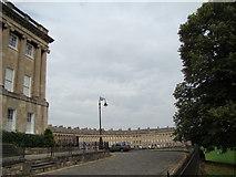ST7465 : Royal Crescent terrace #4 by Robert Lamb