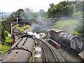 NZ8301 : North Yorkshire Moors Railway, Goathland by David Dixon