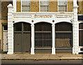 TQ3183 : Former shop front, Barnsbury by Julian Osley