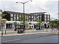SP2871 : Abbey End Shops, Kenilworth by David Dixon