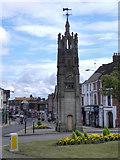 SP2871 : Kenilworth Clock Tower by David Dixon