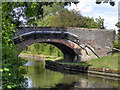 SP1974 : Bakers Lane Bridge by David Dixon