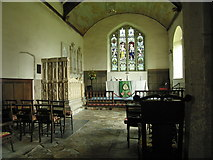 SO4465 : Inside St.Michael & All Angels church (1) by Dave Croker