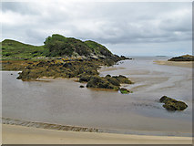 G6976 : Rocky headland by Jonathan Wilkins