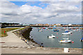 O2839 : Howth Harbour from West Pier by Christine Matthews