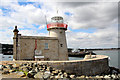 O2839 : Lighthouse, Howth Harbour, Ireland by Christine Matthews