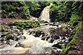 J3996 : Gleno waterfall (37) by Albert Bridge