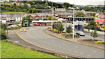 D4002 : The Circular Road, Larne by Albert Bridge