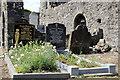 O2839 : Gravestones, St Mary's Churchyard, Howth, Ireland by Christine Matthews