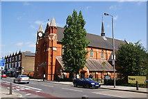 TQ2672 : St Andrew's Church, Earlsfield by Bill Boaden