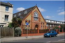 TQ2673 : Former church on Earlsfield Road by Bill Boaden