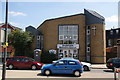 TQ2572 : Southfields Methodist Church by Bill Boaden