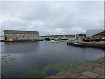 HU4741 : Lerwick: Hay's Dock by Chris Downer