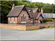 SJ6903 : Blists Hill School House by David Dixon