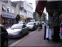 SO9490 : High Street View by Gordon Griffiths
