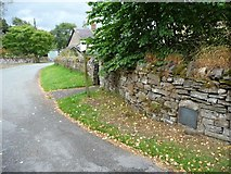 SO3692 : Norbury's stone walls by Christine Johnstone