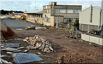J3271 : New train maintenance depot, Belfast (5) by Albert Bridge