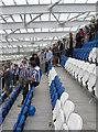 TQ3408 : American Express Community Stadium by Simon Carey