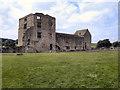 SE6183 : The West Range, Helmsley Castle by David Dixon