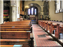 SE6183 : The Church of All Saints at Helmsley by David Dixon