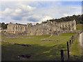 SE5784 : Rievaulx Abbey by David Dixon