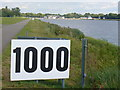 SU9278 : 1000 by Colin Smith